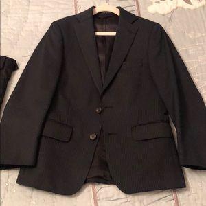 Ralph Lauren Suit, shirt and belt bundle